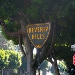 image Beverly Hills sign