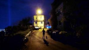 LA MARATHON LIGHTS