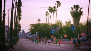 LA Marathon 2015