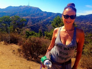 Griffith Park Tea House HIke