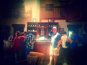 Sanford Winery Wine Tasting Room