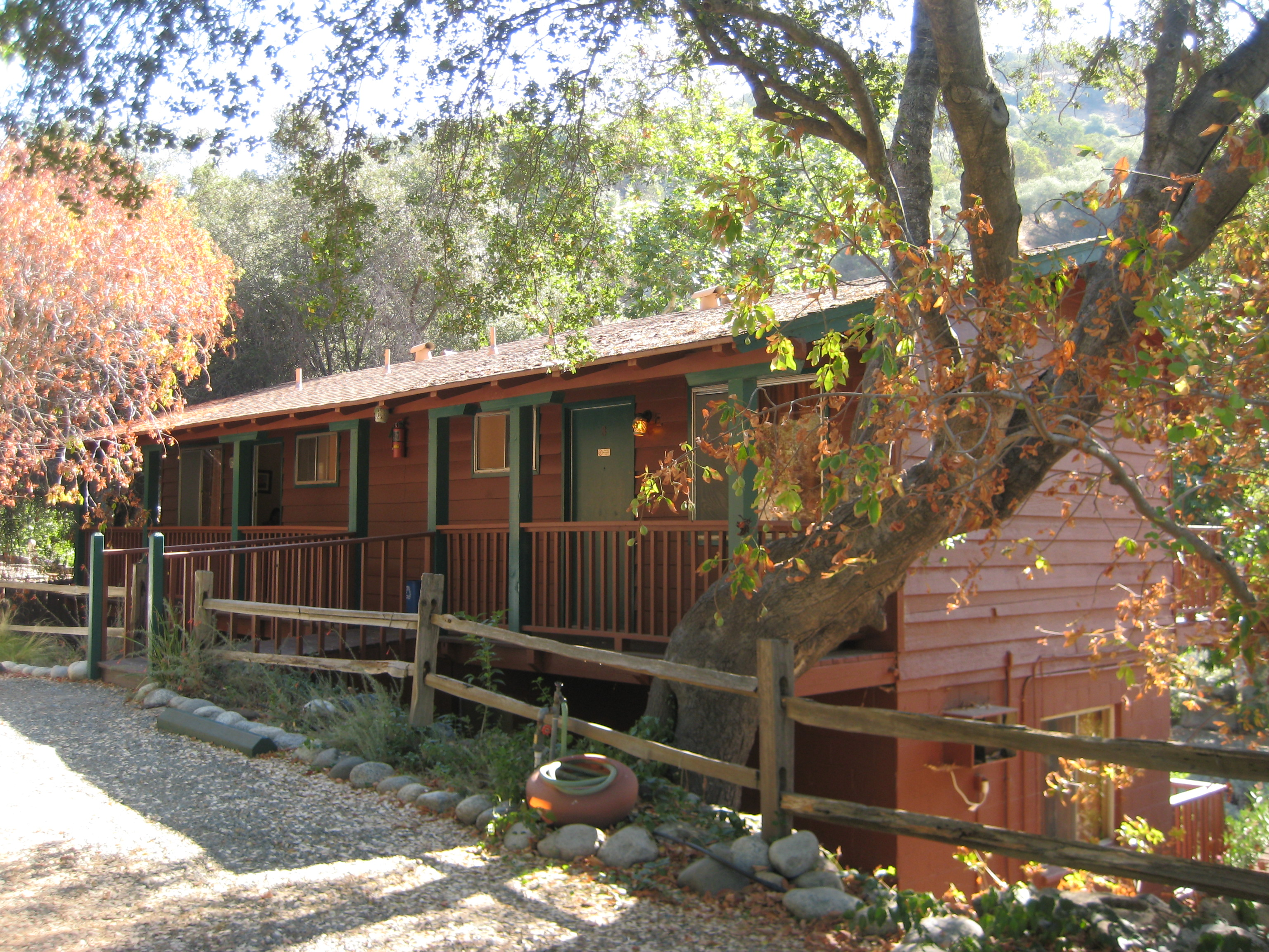 Sequoia National Park Lodging And Dining