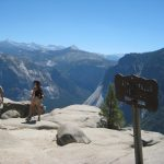 Top of Yosemite Falls Trail